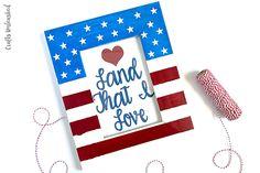 patriotic printable frame consumer crafts unleashed