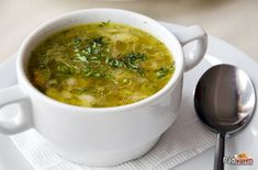 Greens and Ginger Soup - Newport Natural Health Food Business Ideas, Vegan Comfort Food, Comfort Foods, Soup Kitchen, Organic Vegetables, Natural Health, Food And Drink, Cooking Recipes, Tasty