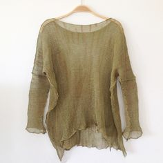 Adra Sweater from http://tanyaalpert.com/store5/the-sweater-project/