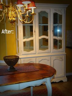 Made To Love: Shabby Chic China Cabinet