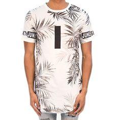 Sixth June - Tee Shirt Oversize M1309VTS Blanc - LaBoutiqueOfficielle.com
