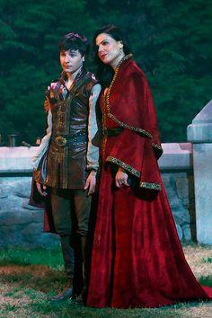 Regina's dress