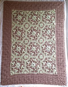 Ravelry: Project Gallery for Roses and Ivy pattern by Julie Yeager
