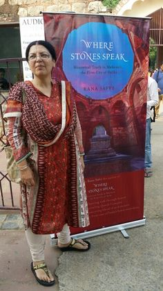 http://t.co/NrdlxfZf7m http://t.co/TFYn6GaLXt #WhereStonesSpeak  My ode to Delhi's First City