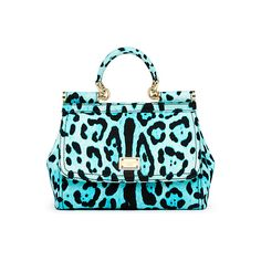 OOOK - Dolce&Gabbana - Women's Cruise Accessories 2012 - LOOK 2 ❤ liked on Polyvore featuring bags, handbags, shoulder bags, purses, blue, bolsas, blue purse, dolce&gabbana, handbags shoulder bags and purse shoulder bag