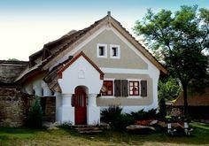 Salföld - tervező: Mérmű Építész Stúdió Vernacular Architecture, Architecture Design, Traditional House, Hungary, Countryside, Sweet Home, Farmhouse, House Design, Cabin