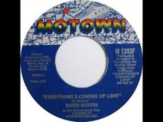 David Ruffin Everything's Coming Up Love Video - YouTube