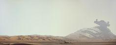 Star wars VII desert scrap
