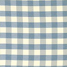 NETHERLANDS CHECK, Blue, W7307, Collection Checks & Plaids from Thibaut