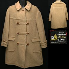 It's going to be a queue jumping duffle coat! | coat | Pinterest ...