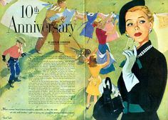 Pruett Carter: Magazine story spread: 10th Anniversary