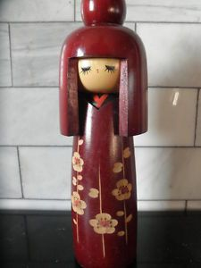 Vintage JAPANESE KOKESHI DOLL (Part of Collection selling Now)