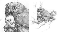 Jean-Baptiste Monge illustrations