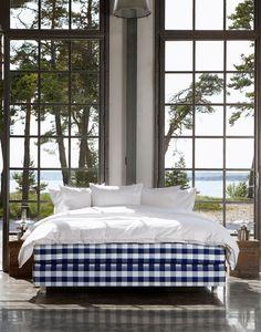 Hästens Beds & Mattresses #Beds #Mattresses #Masterpieces #Sleep #Comfort #ExhibitID #IndiaDesignID2015 #AsianPaints #ID2015 