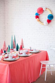 A WHIMSICAL WONDERLAND TABLETOP - coco+kelley