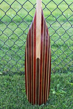 NEW Custom Handcrafted Wooden Canoe Paddles by WinnebagoPaddles