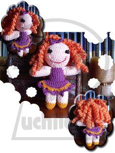 Producción propia By Uchiloki: Mini Me Amigurumi 10cms