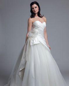 Ball Gown modern trousseau