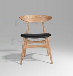 Triunfo Arvo silla de comedor / Willow Cafe Presidente / restaurante Usado madera silla de comedor
