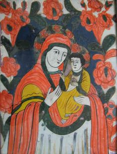 Madonna And Child, Flora, Mary, Children, Painting, Young Children, Boys, Kids, Painting Art