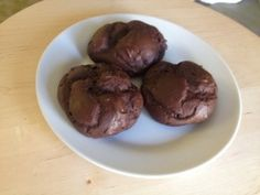 Ideal protein, phase 1 friendly chocolate cookies.