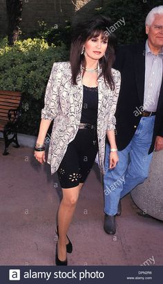 Download this stock image: Aug. 4, 2006 - L4963LR.MARIE OSMOND 1993. LISA ROSE- MARIEOSMONDRETRO(Credit Image: © Globe Photos/ZUMAPRESS.com) - DPN2R6 from Alamy's library of millions of high resolution stock photos, illustrations and vectors.