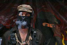 Subcomandante Marcos anuncia que deja de existir y de ser portavoz de EZLN - USA Hispanic