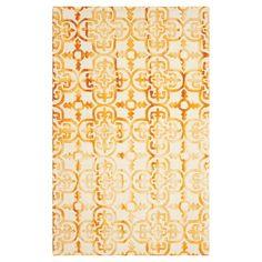 Safavieh Bardaric Area Rug - Ivory/Gold