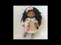 Watch This Video Incredible Crochet a Bear Ideas. Cutest Crochet a Bear Ideas. Knitted Doll Patterns, Crochet Dolls Free Patterns, Crochet Doll Pattern, Knitted Dolls, Amigurumi Patterns, Crochet Stitches, Knit Crochet, Crochet Humor, Crochet Videos