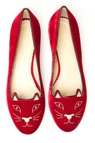 Cat shoes ... need I say more?