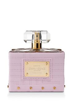 Versace Couture Deluxe Tuberose 470 USD with jasmine, ylang ylang and rose, lightful, sweet, opulent, presented in an handcrafted nappa leathercase and jewel as a cap