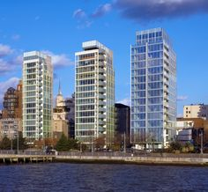165 Charles Street – Richard Meier & Partners Architects