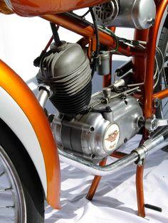 Nassetti 4-stroke Sery engine