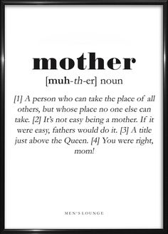 & and Child Hand In Hand& Pendant Necklace Gift for Mother Daughter Sister Grandmother Friends Jewelry Mama Definition, Definition Quotes, Funny Mothers Day, Mothers Day Quotes, Quotes To Live By, Love Quotes, Funny Quotes, Mother Poems, Mother Sayings
