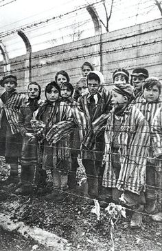 Auschwitz- I am going to a presentation at Pensacola State next week by a Holocaust survivor.