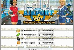 Airport City Hack Cheats