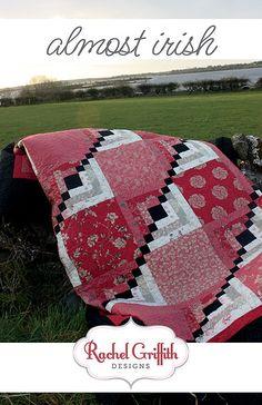 Almost Irish pattern - Rachel Griffith...lovely!