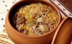 Обалденные Блюда в Горшочках: Самые вкусные 9 Рецептов 1. Горшочки с мясом, фасолью и грибами ИНГРЕДИЕНТЫ: 500 г #Рецепты #Салаты #Десерты #Мясо #Вкусно #Готовить #Кулинария