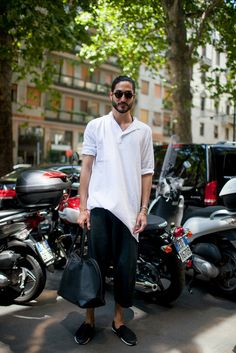 Street Styles From Milan Men's Fashion Week