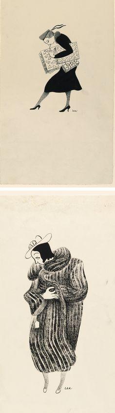 Illustrations by Christina Malman