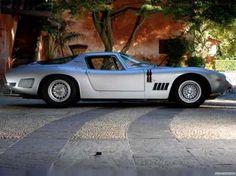 1968 Bizzarrini 5300 GT Strada ════════════ ❄❄  Alittlemarket ☞ https://www.alittlemarket.com/boutique/au_royaume_du_timbre-3130013.html