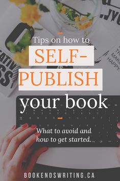 Self-publishing can be overwhelming for new writers. This post gives advice to writers wanting to self-publish their first book. Book Writing Tips, Writing Resources, Writing A Book Outline, Memoir Writing, Start Writing, Writing Skills, Book Aesthetic, Fiction Writing, Poetry Books