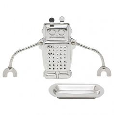Robot Tea Infuser - ahahahaha
