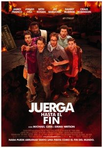 Juerga Hasta el Fin	(This Is the End,	2013)	1-ene-14