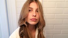 How to Get the Ultimate Beach Waves With Model Cami Morrone