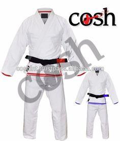 COSH International High Quality 100% Cotton BJJ Brazilian Jiu Jitsu Gi Kimonos ,Uniforms Suits Supplier CI- BJJ-7906-F