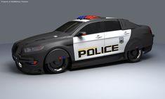 Fausto De Martini | Police Car