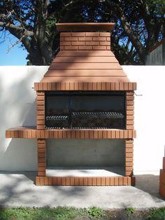 Pergola Builders Near Me Outdoor Barbeque, Outdoor Kitchen Patio, Diy Outdoor Table, Outdoor Kitchen Design, Barbecue Design, Grill Design, Patio Design, Backyard Pavilion, Casa Patio