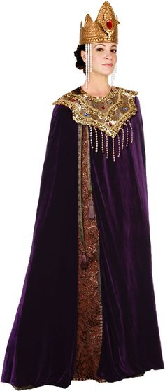 Empress Theodora costume