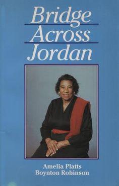 Bridge Across Jordan by Amelia B. Robinson: Bridge Across Jordan 9780962109546 Soft cover, Inscribed by Author(s) - SuperDealBooks #SIGNED #ameliarobinson #rare #collectible #rarebooks